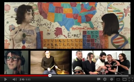"""Gotye Creates a Mega Mashup With YouTube Covers of """"Somebody That I Used to Know"""""""