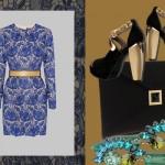 Rhapsody in Blue Lace