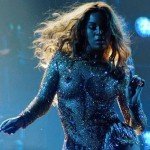 Beyonc Debuts Bedazzled Boobs In Belgrade