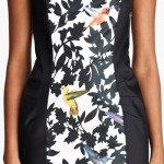 Thakoon Bird Print Sheath Dress