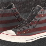 Studded Flag Chuck Taylors