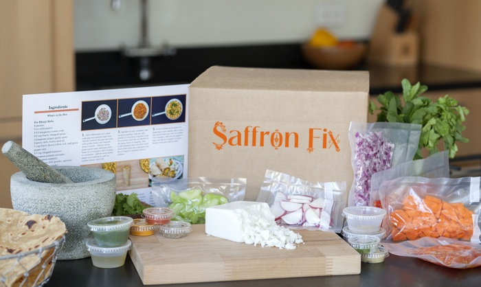 Saffron Fix Wants to be the Blue Apron of Indian Food