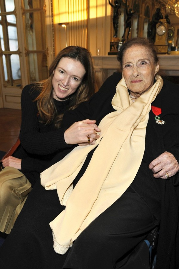 Chloé Founder Gaby Aghion Dies at 93