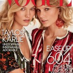 Taylor Swift and Karlie Kloss Cover the March Issue of Vogue